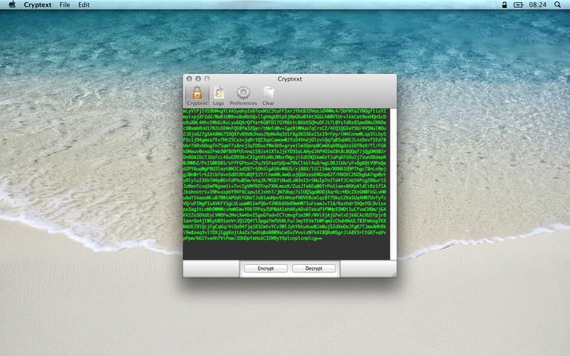 Cryptext 1.0.0