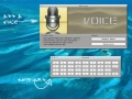 Voice keyboard & tutorial