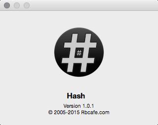 Hash 1.0.1