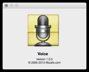 Voice 1.0.5